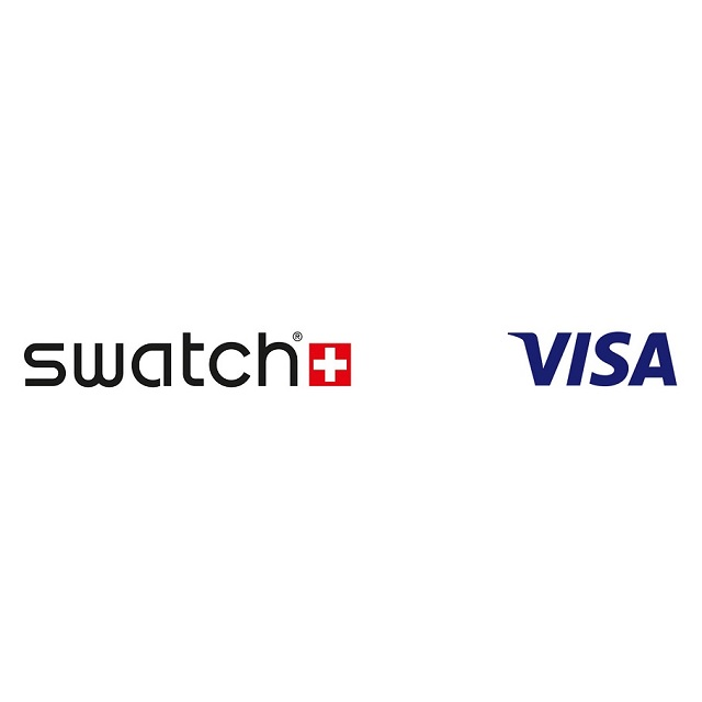 swatch and visa